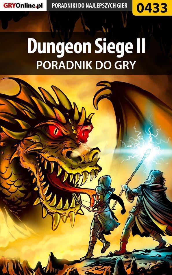 Dungeon Siege II - poradnik do gry - Ebook (Książka EPUB) do pobrania w formacie EPUB
