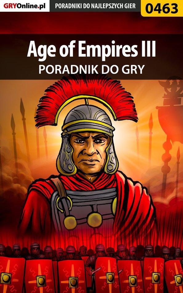 Age of Empires III - poradnik do gry - Ebook (Książka EPUB) do pobrania w formacie EPUB