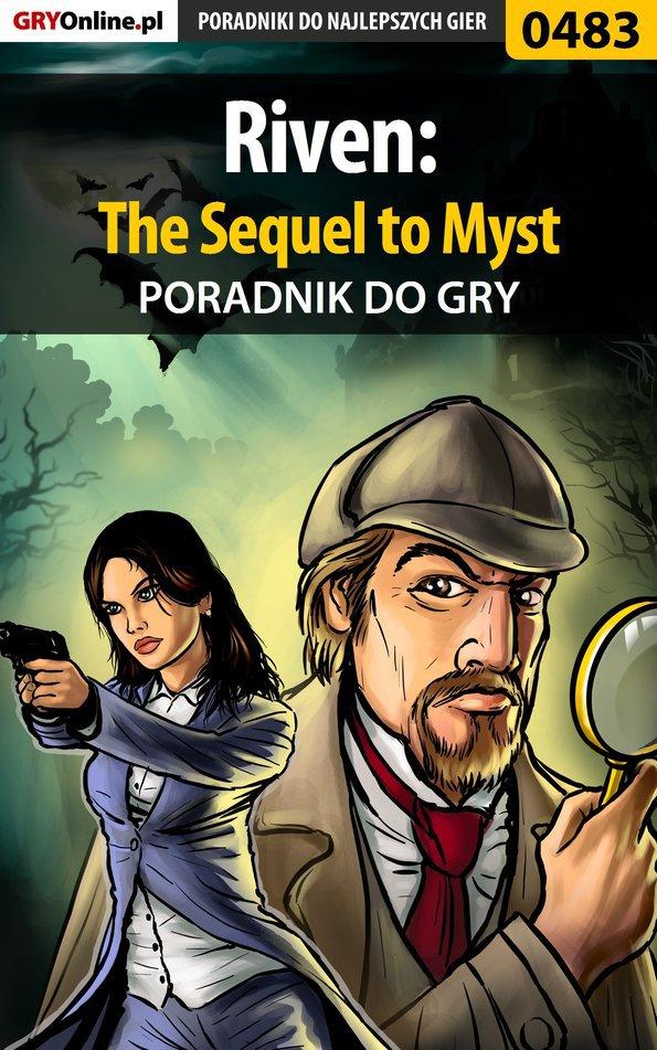 Riven: The Sequel to Myst - poradnik do gry - Ebook (Książka EPUB) do pobrania w formacie EPUB