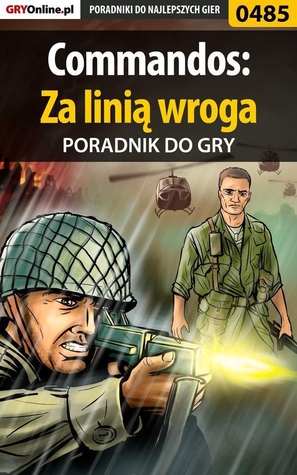 Commandos: Za linią wroga - poradnik do gry - Ebook (Książka EPUB) do pobrania w formacie EPUB