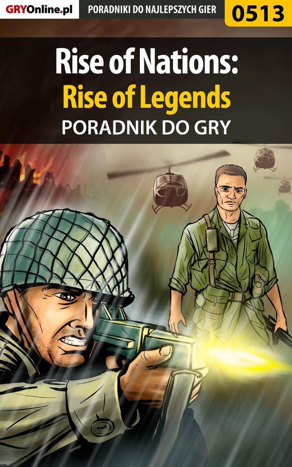 Rise of Nations: Rise of Legends - poradnik do gry - Ebook (Książka EPUB) do pobrania w formacie EPUB