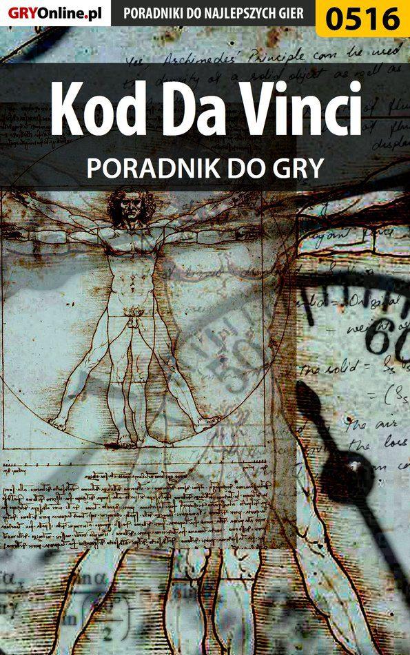 Kod Da Vinci - poradnik do gry - Ebook (Książka EPUB) do pobrania w formacie EPUB