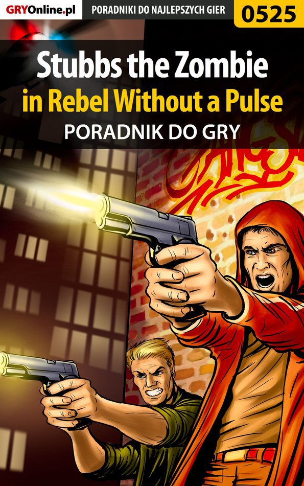 Stubbs the Zombie in Rebel Without a Pulse - poradnik do gry - Ebook (Książka EPUB) do pobrania w formacie EPUB