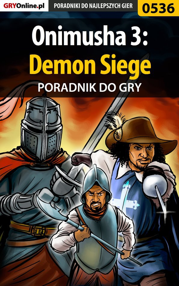 Onimusha 3: Demon Siege - poradnik do gry - Ebook (Książka EPUB) do pobrania w formacie EPUB