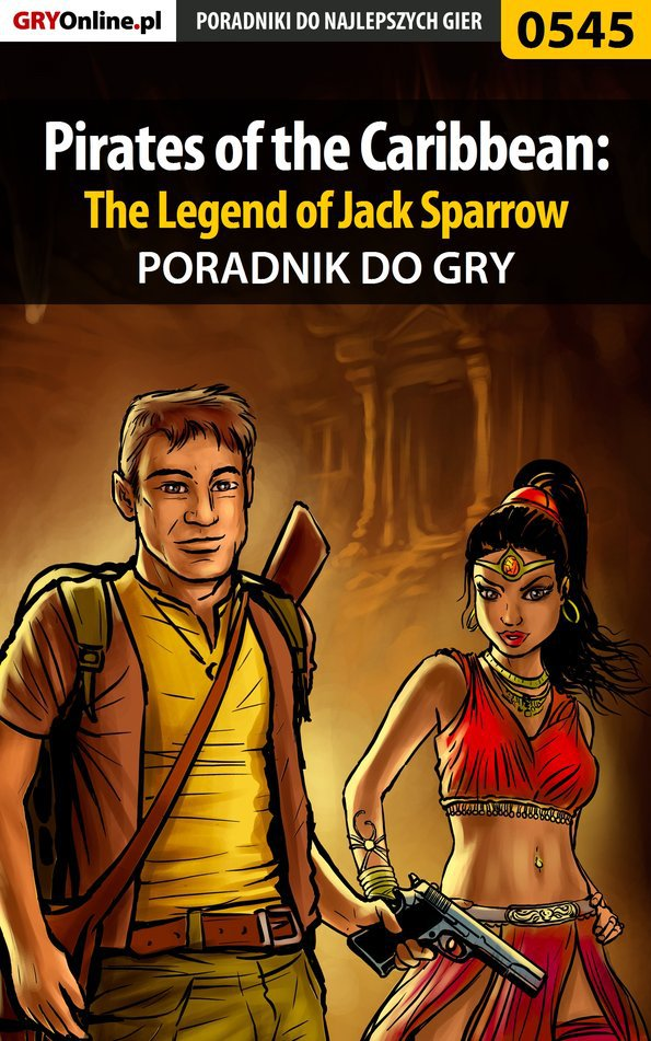 Pirates of the Caribbean: The Legend of Jack Sparrow - poradnik do gry - Ebook (Książka EPUB) do pobrania w formacie EPUB
