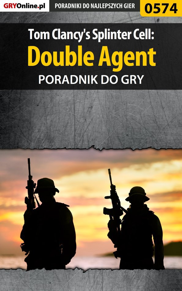 Tom Clancy's Splinter Cell: Double Agent - poradnik do gry - Ebook (Książka EPUB) do pobrania w formacie EPUB