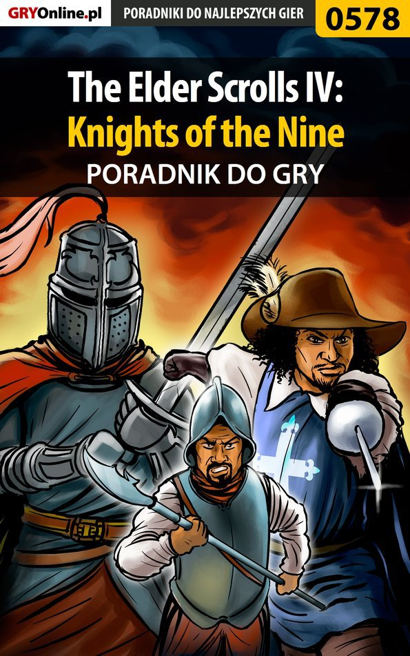 The Elder Scrolls IV: Knights of the Nine - poradnik do gry - Ebook (Książka EPUB) do pobrania w formacie EPUB