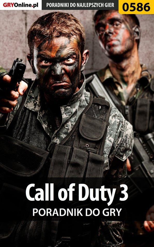 Call of Duty 3 - poradnik do gry - Ebook (Książka EPUB) do pobrania w formacie EPUB