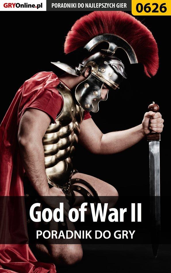 God of War II - poradnik do gry - Ebook (Książka EPUB) do pobrania w formacie EPUB