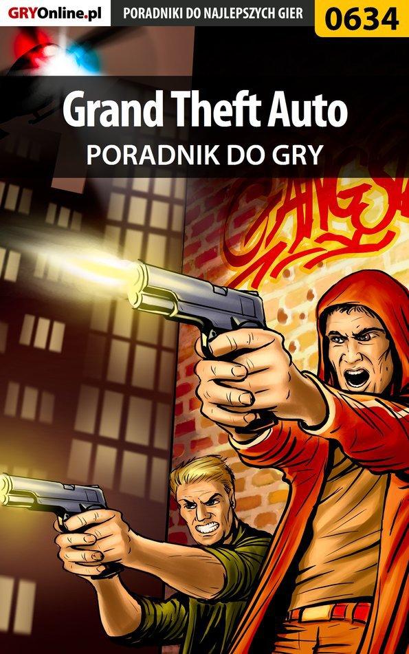 Grand Theft Auto - poradnik do gry - Ebook (Książka EPUB) do pobrania w formacie EPUB