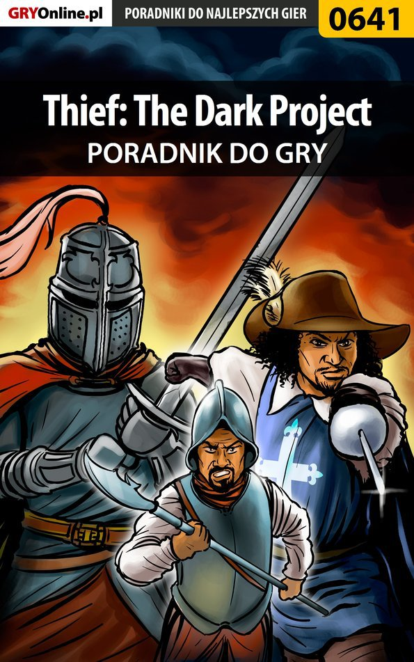 Thief: The Dark Project - poradnik do gry - Ebook (Książka EPUB) do pobrania w formacie EPUB