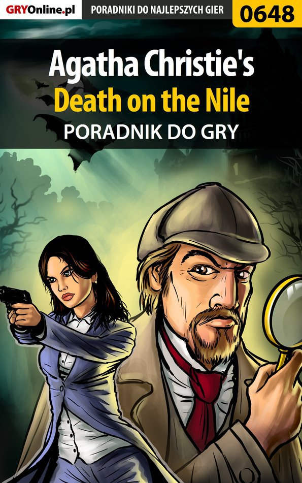 Agatha Christie's Death on the Nile - poradnik do gry - Ebook (Książka EPUB) do pobrania w formacie EPUB