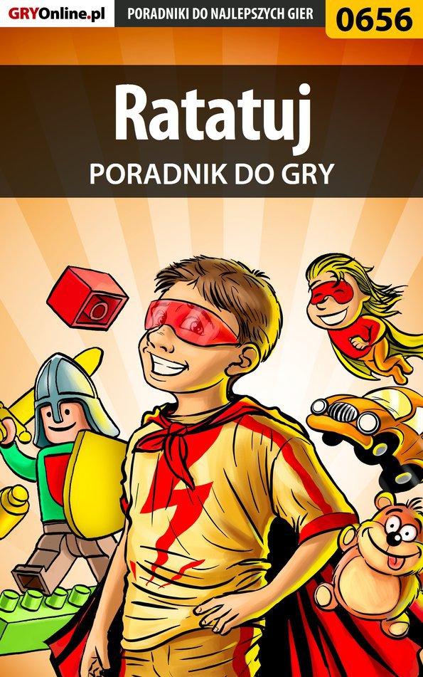 Ratatuj - poradnik do gry - Ebook (Książka EPUB) do pobrania w formacie EPUB