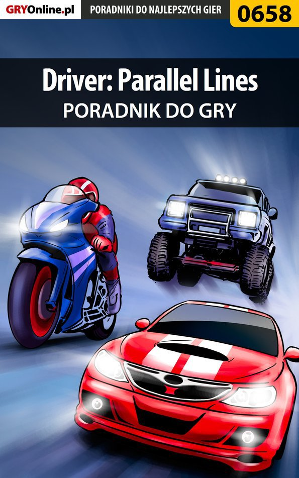 Driver: Parallel Lines - poradnik do gry - Ebook (Książka EPUB) do pobrania w formacie EPUB
