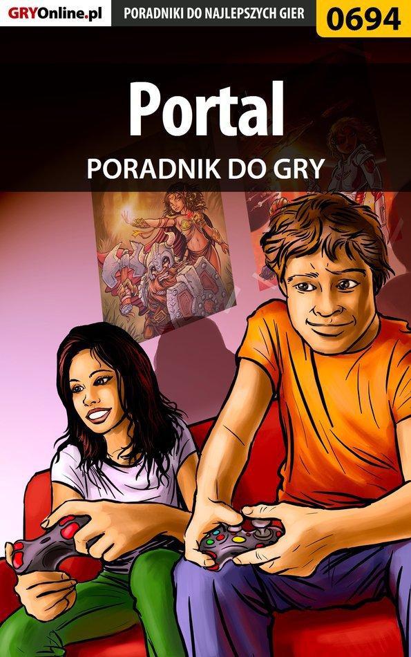 Portal - poradnik do gry - Ebook (Książka EPUB) do pobrania w formacie EPUB