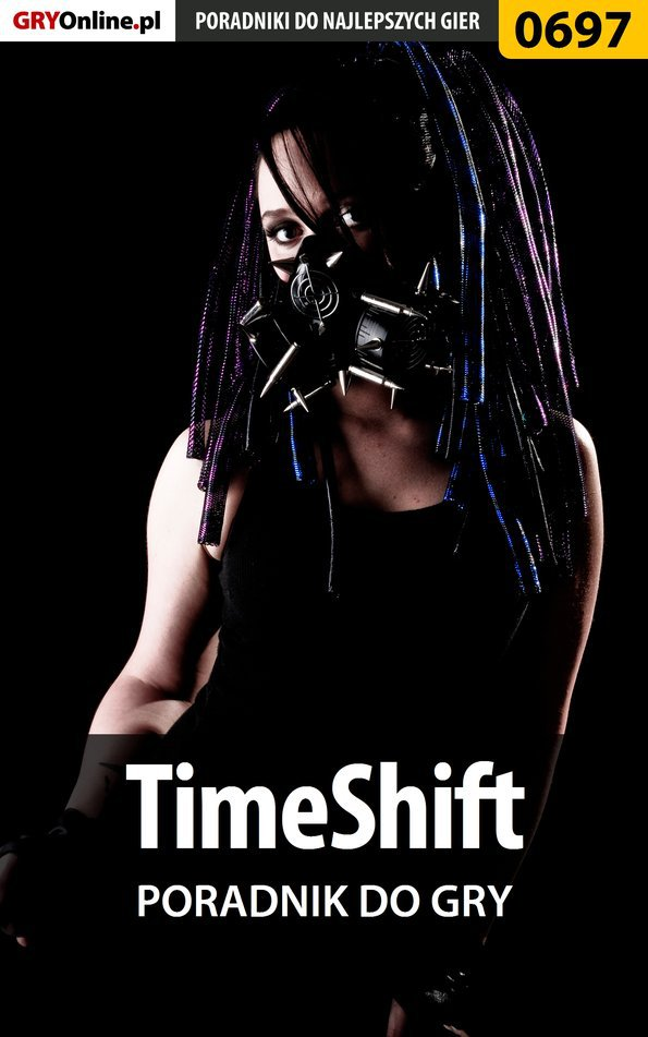 TimeShift - poradnik do gry - Ebook (Książka EPUB) do pobrania w formacie EPUB