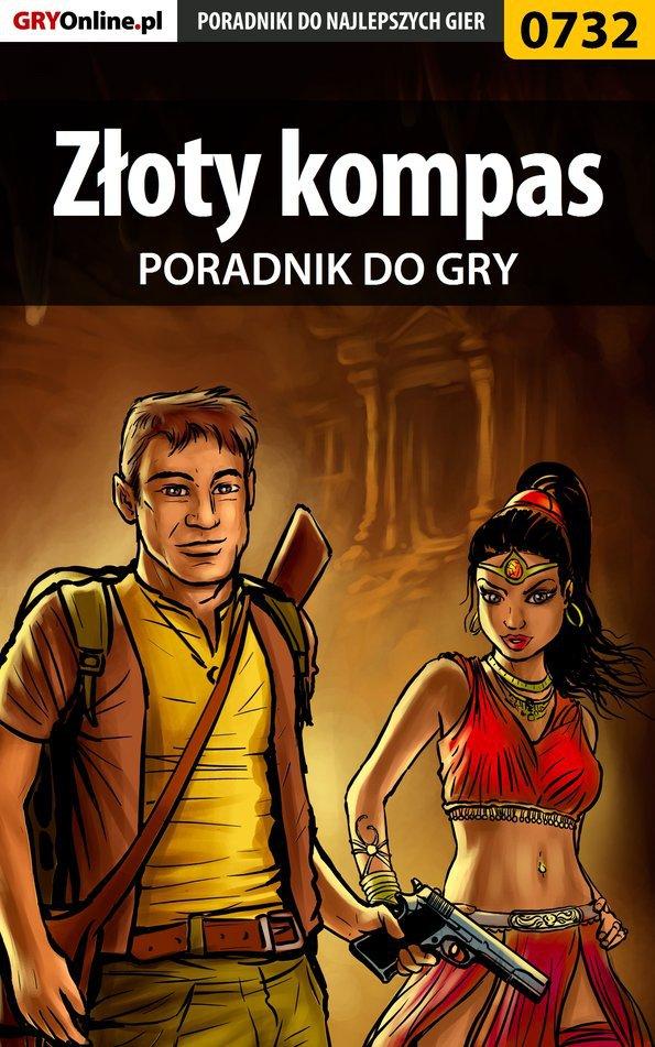 Złoty kompas - poradnik do gry - Ebook (Książka EPUB) do pobrania w formacie EPUB