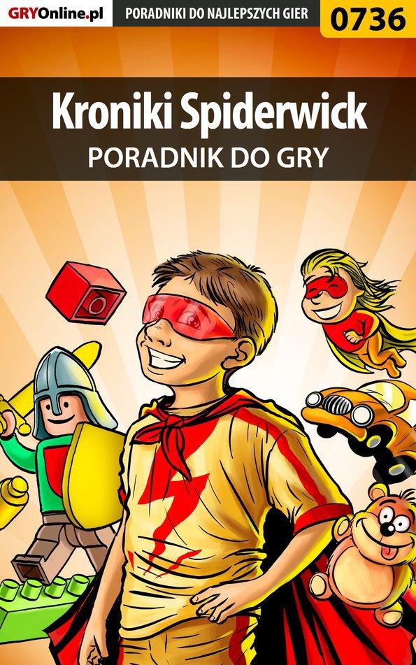 Kroniki Spiderwick - poradnik do gry - Ebook (Książka EPUB) do pobrania w formacie EPUB