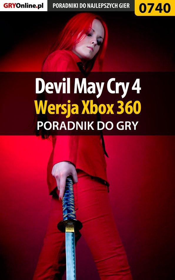 Devil May Cry 4 - Xbox 360 - poradnik do gry - Ebook (Książka EPUB) do pobrania w formacie EPUB