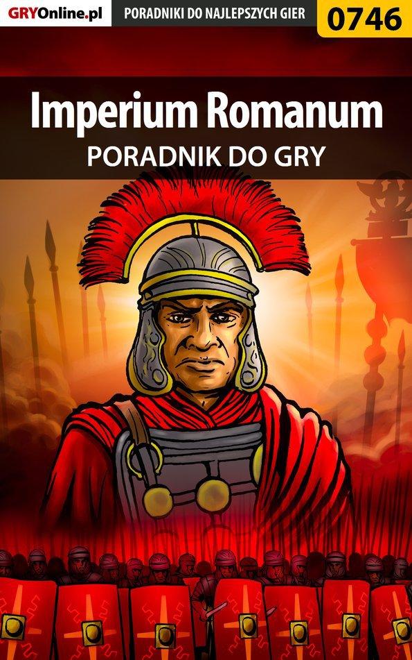 Imperium Romanum - poradnik do gry - Ebook (Książka EPUB) do pobrania w formacie EPUB