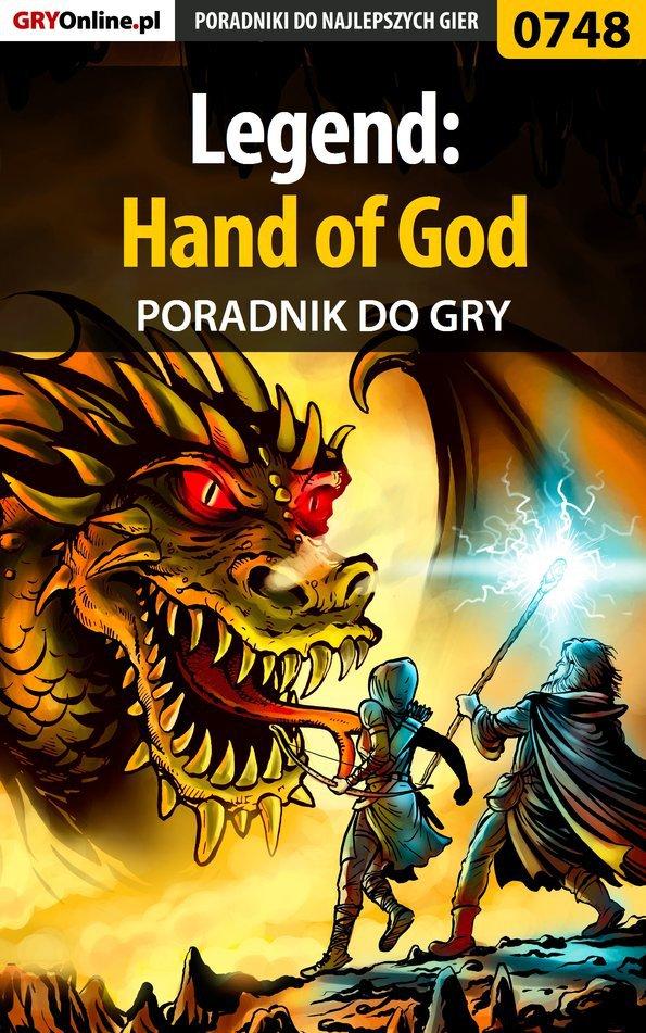 Legend: Hand of God - poradnik do gry - Ebook (Książka EPUB) do pobrania w formacie EPUB
