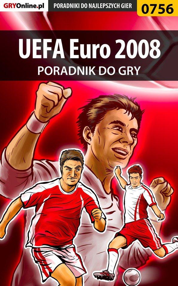 UEFA Euro 2008 - poradnik do gry - Ebook (Książka EPUB) do pobrania w formacie EPUB