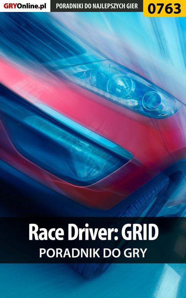 Race Driver: GRID - poradnik do gry - Ebook (Książka EPUB) do pobrania w formacie EPUB