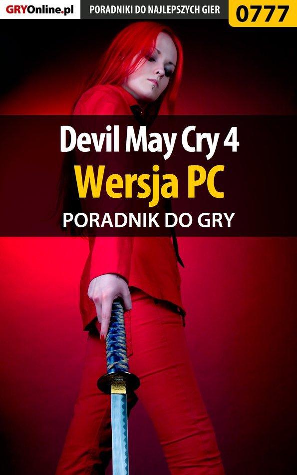 Devil May Cry 4 - PC - poradnik do gry - Ebook (Książka EPUB) do pobrania w formacie EPUB