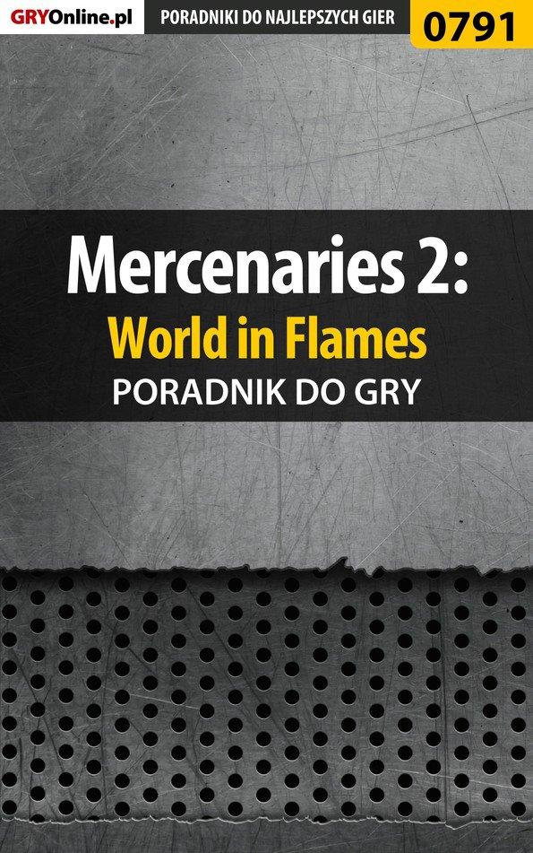 Mercenaries 2: World in Flames - poradnik do gry - Ebook (Książka EPUB) do pobrania w formacie EPUB
