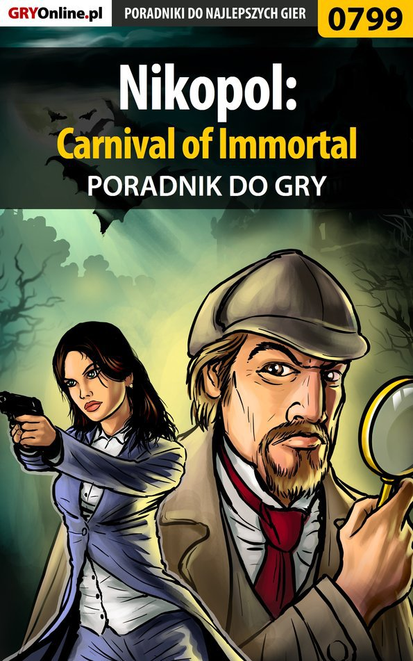 Nikopol: Carnival of Immortal - poradnik do gry - Ebook (Książka EPUB) do pobrania w formacie EPUB