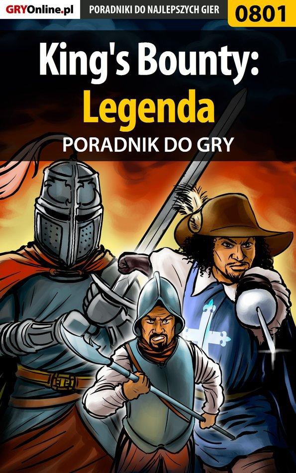 King's Bounty: Legenda - poradnik do gry - Ebook (Książka EPUB) do pobrania w formacie EPUB