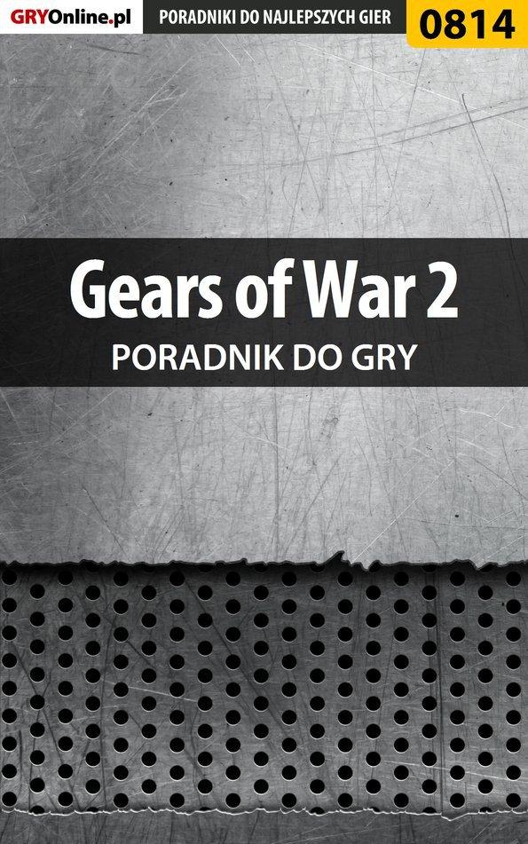 Gears of War 2 - poradnik do gry - Ebook (Książka EPUB) do pobrania w formacie EPUB