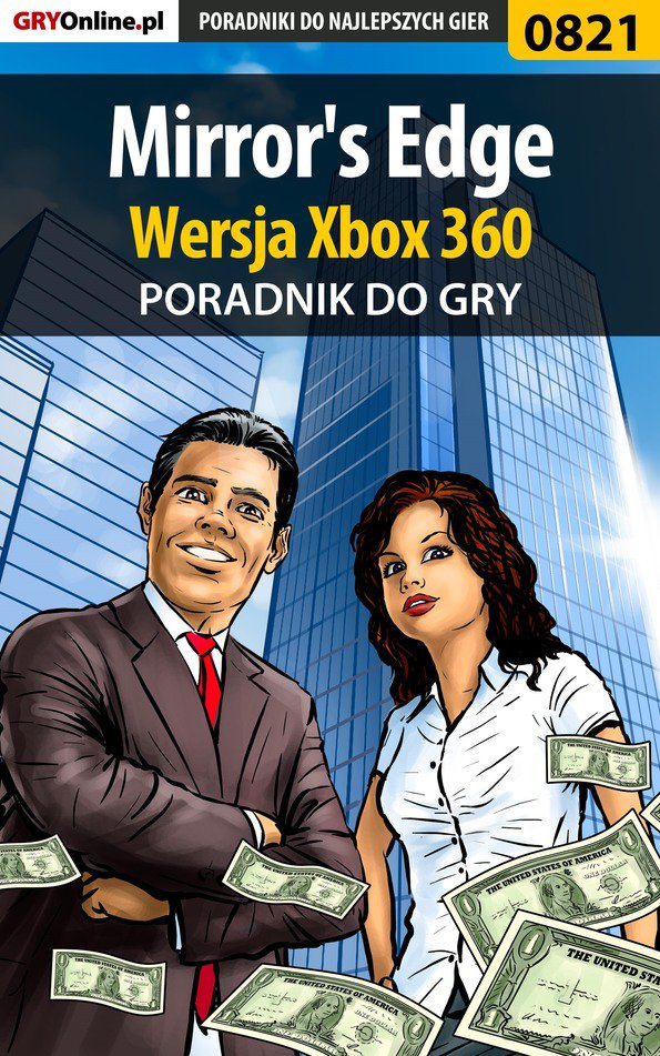 Mirror's Edge - Xbox 360 - poradnik do gry - Ebook (Książka EPUB) do pobrania w formacie EPUB