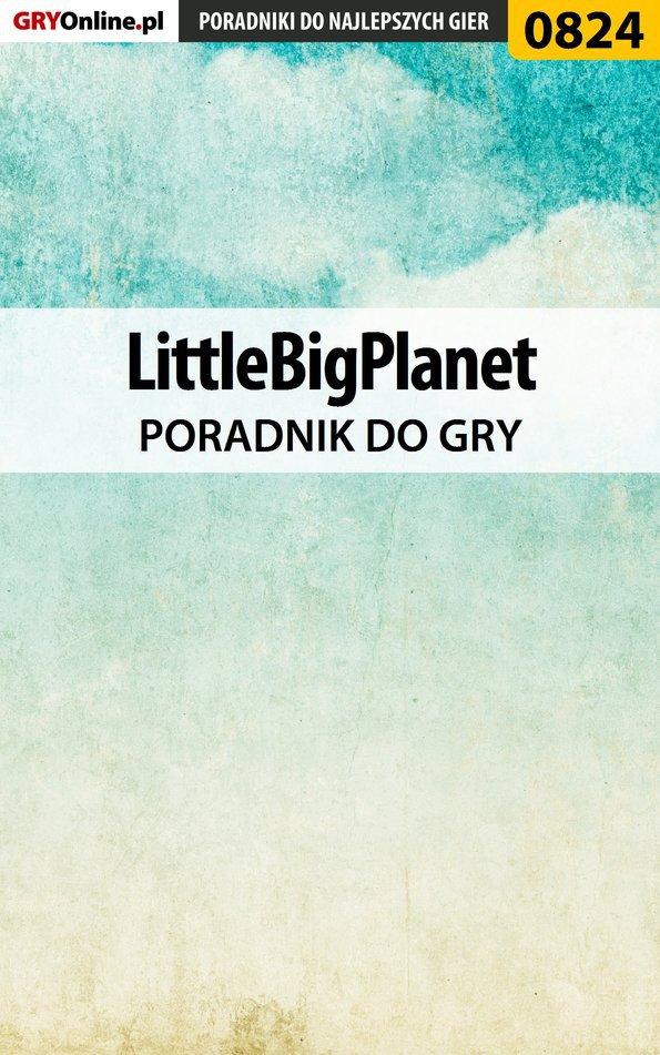 LittleBigPlanet - poradnik do gry - Ebook (Książka EPUB) do pobrania w formacie EPUB
