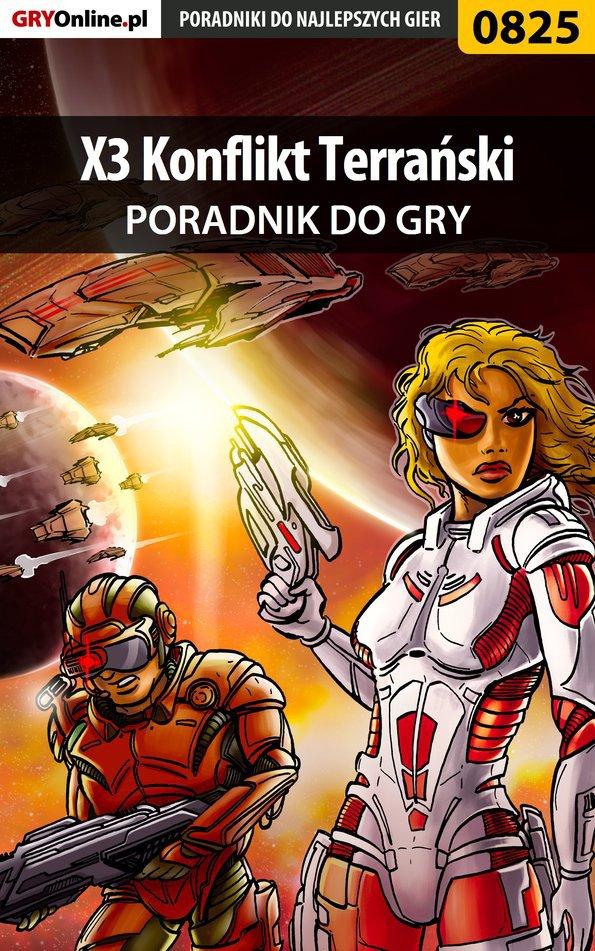 X3 Konflikt Terrański - poradnik do gry - Ebook (Książka EPUB) do pobrania w formacie EPUB