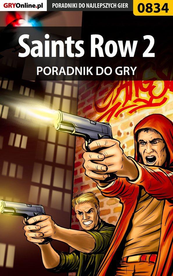 Saints Row 2 - poradnik do gry - Ebook (Książka EPUB) do pobrania w formacie EPUB
