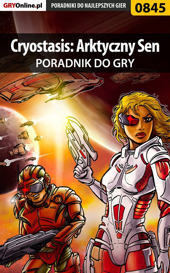 Cryostasis: Arktyczny Sen - poradnik do gry - Ebook (Książka EPUB) do pobrania w formacie EPUB