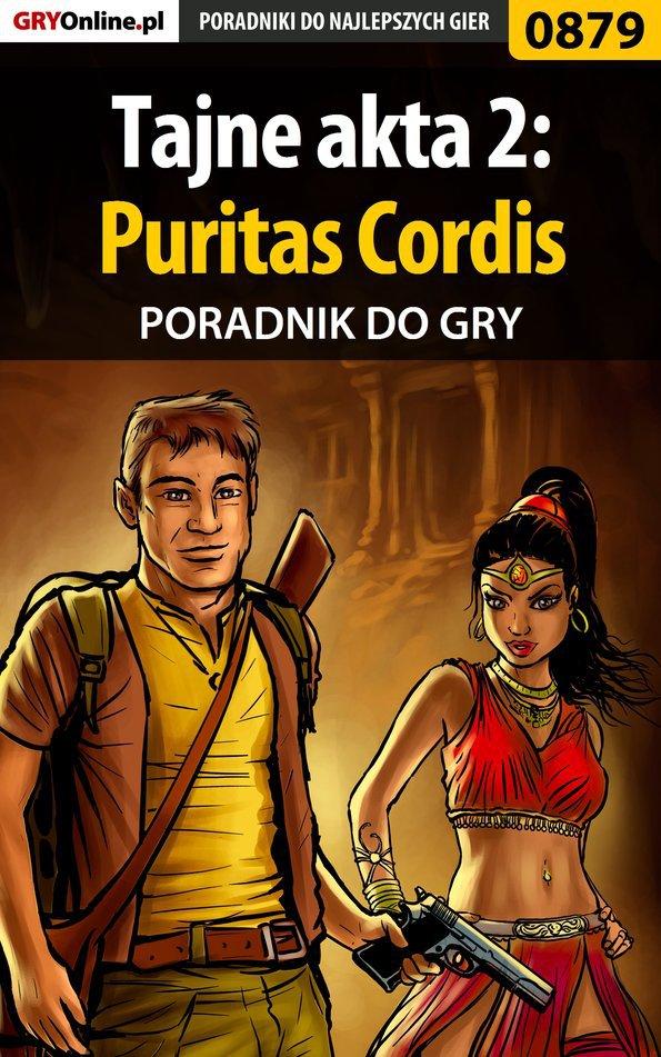 Tajne akta 2: Puritas Cordis - poradnik do gry - Ebook (Książka EPUB) do pobrania w formacie EPUB