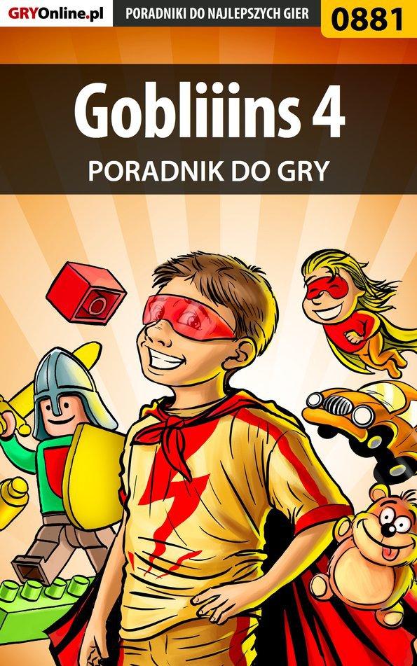 Gobliiins 4 - poradnik do gry - Ebook (Książka EPUB) do pobrania w formacie EPUB