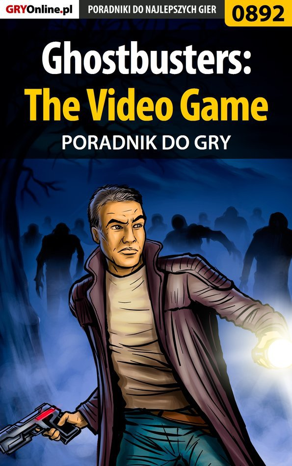 Ghostbusters: The Video Game - poradnik do gry - Ebook (Książka EPUB) do pobrania w formacie EPUB