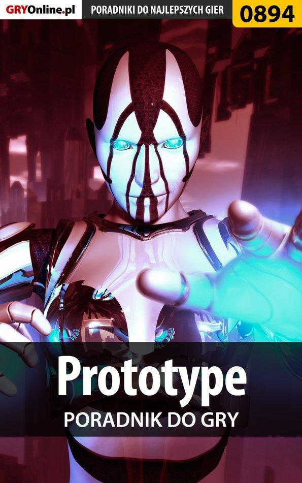 Prototype - poradnik do gry - Ebook (Książka EPUB) do pobrania w formacie EPUB