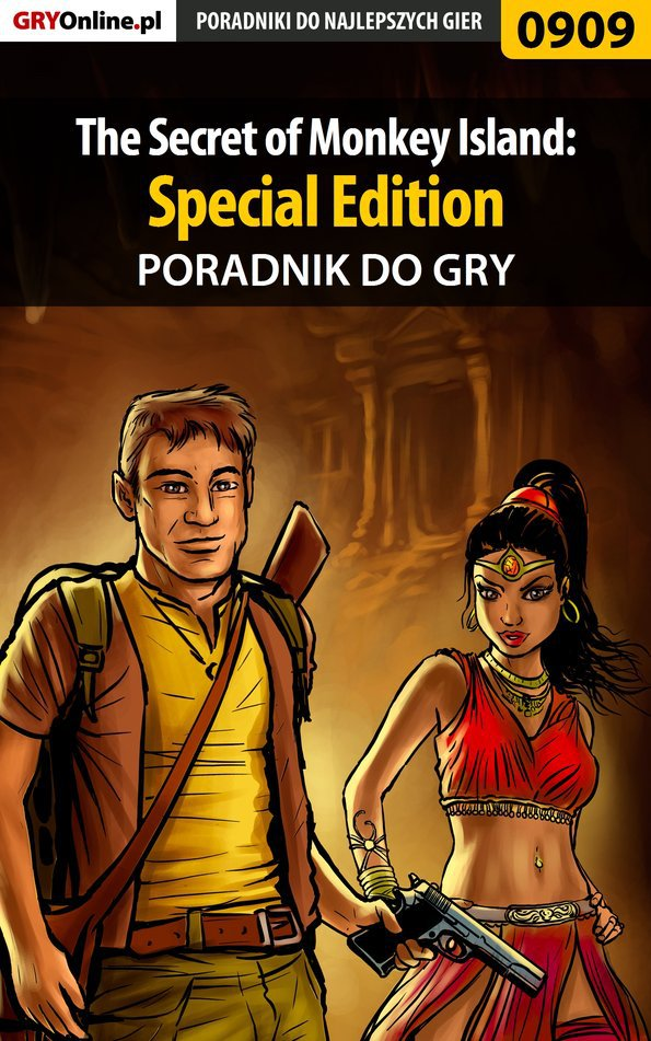 The Secret of Monkey Island: Special Edition - poradnik do gry - Ebook (Książka EPUB) do pobrania w formacie EPUB