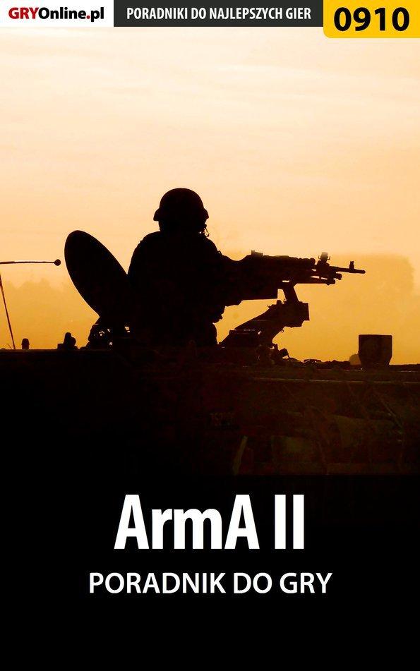 ArmA II - poradnik do gry - Ebook (Książka EPUB) do pobrania w formacie EPUB