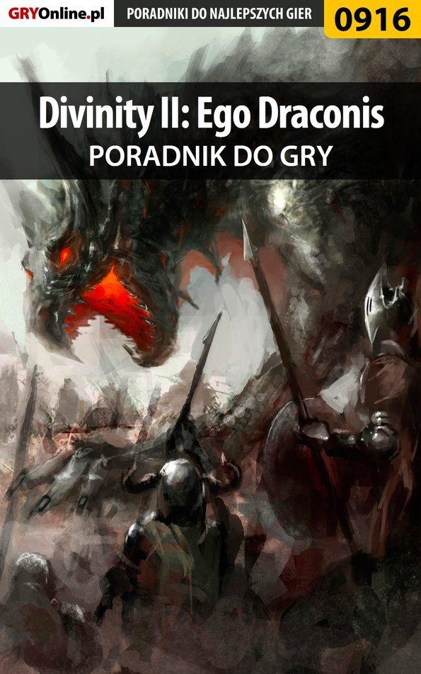 Divinity II: Ego Draconis - poradnik do gry - Ebook (Książka EPUB) do pobrania w formacie EPUB
