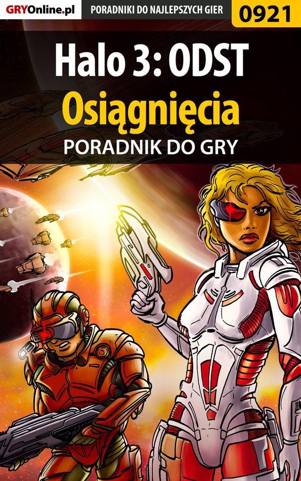 Halo 3: ODST - osiągnięcia - poradnik do gry - Ebook (Książka EPUB) do pobrania w formacie EPUB