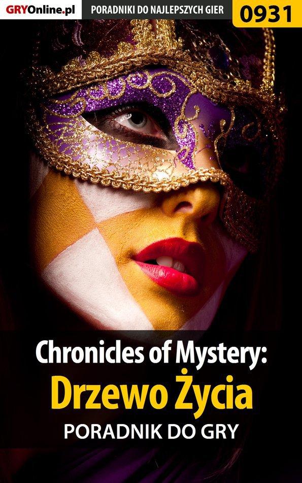 Chronicles of Mystery: Drzewo Życia - poradnik do gry - Ebook (Książka EPUB) do pobrania w formacie EPUB