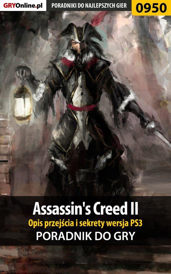 Assassin's Creed II - PS3 - poradnik do gry - Ebook (Książka EPUB) do pobrania w formacie EPUB