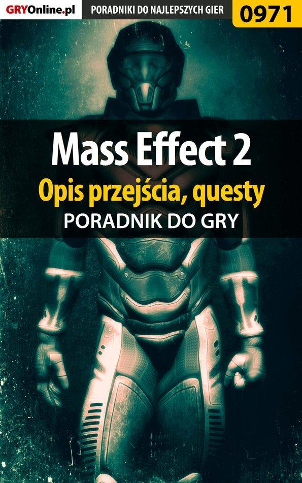 Mass Effect 2 - poradnik do gry - Ebook (Książka EPUB) do pobrania w formacie EPUB
