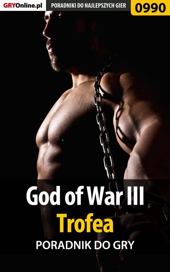 God of War III - trofea - poradnik do gry - Ebook (Książka EPUB) do pobrania w formacie EPUB