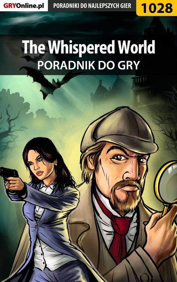 The Whispered World - poradnik do gry - Ebook (Książka EPUB) do pobrania w formacie EPUB